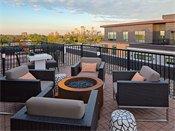 Elan Uptown Rooftop Lounge
