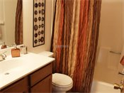 Eagle Ridge Model Bathroom
