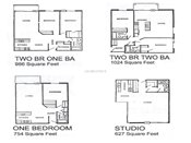 Century Ridge Floorplans