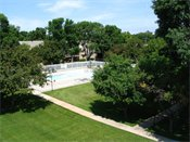 Royal Oaks Balcony View Of Pool