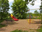 Saddlewood Park Townhomes Playground