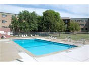 Eagan Place Apartments Outdoor Swimming Pool