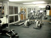 Oaks Lincoln Townhomes Fitness Center