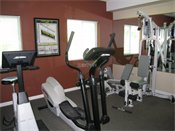 Deer Ridge Townhomes Fitness Center