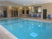Deer Ridge Townhomes Indoor Pool