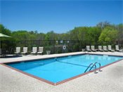 Deer Ridge Townhomes Outdoor Pool