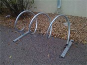 Pillsbury Place Bike Rack