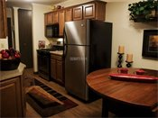 Cedars of Edina Model Kitchen