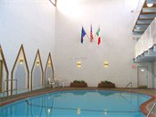 Bramante's Apartments, LLC Sparkling Indoor Pool