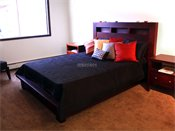 Sage Park Model Bedroom