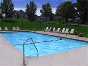 Bass Lake Hills Townhomes Outdoor Pool