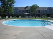 Parkers Lake Courtyard Pool