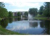 Parkers Lake Beautiful Fountain
