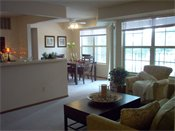 Parkers Lake Model Apartment