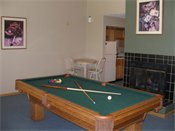 Parkside at Medicine Lake Billiard Room