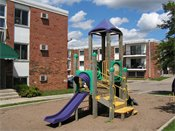 New Orleans Court Townhomes Playground