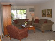 Richland Court Living Room