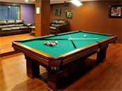 Rosedale Estates Billiard Room