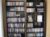 Huntington Park DVD Lending Library