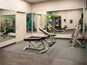 Shoreview Grand Apartments Fitness Center