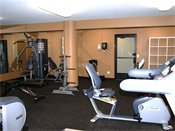 Boulevard 100 Apartments Fitness Center