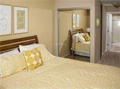Highland Ridge Model Bedroom