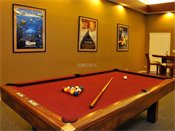 Highland Ridge Billiard Room