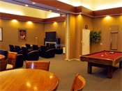 Highland Ridge Billiard Room