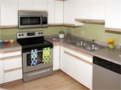 Highland Ridge Model Kitchen
