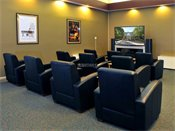 Highland Ridge Theater Room