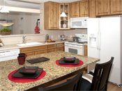 The Plaza Model Kitchen