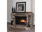 The Arbors Fireplace