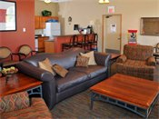 Carver Lake Townhomes Community Room