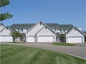 Carver Lake Townhomes Property View