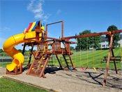 Carver Lake Townhomes Playground