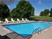Carver Lake Townhomes Outdoor Pool