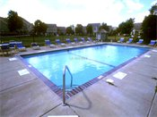 Birch Lake Townhomes Outdoor Pool