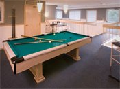 Stonehill Apartments Billiard Room