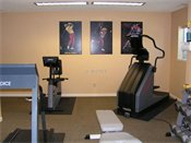 Hazeltine Shores Fitness Center