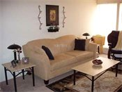 Colony Apartment Homes Model Living Room
