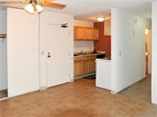 Hopkins Plaza Townhomes Kitchen