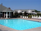 The Lexington Townhomes Clubhouse Pool