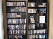 Edina Park DVD Lending Library