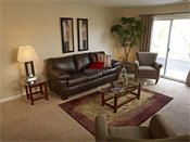 Berkshire of Burnsville Living Room