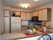 Coachman Trails Model Kitchen