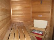 Coachman Trails Sauna