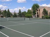 Coachman Trails Tennis Court