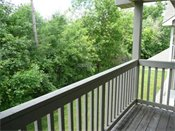 Greystone Heights Apartments Balcony