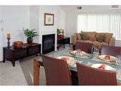 Greystone Heights Apartments Living/Dining Room