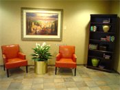 Rivergate Apartments Lobby